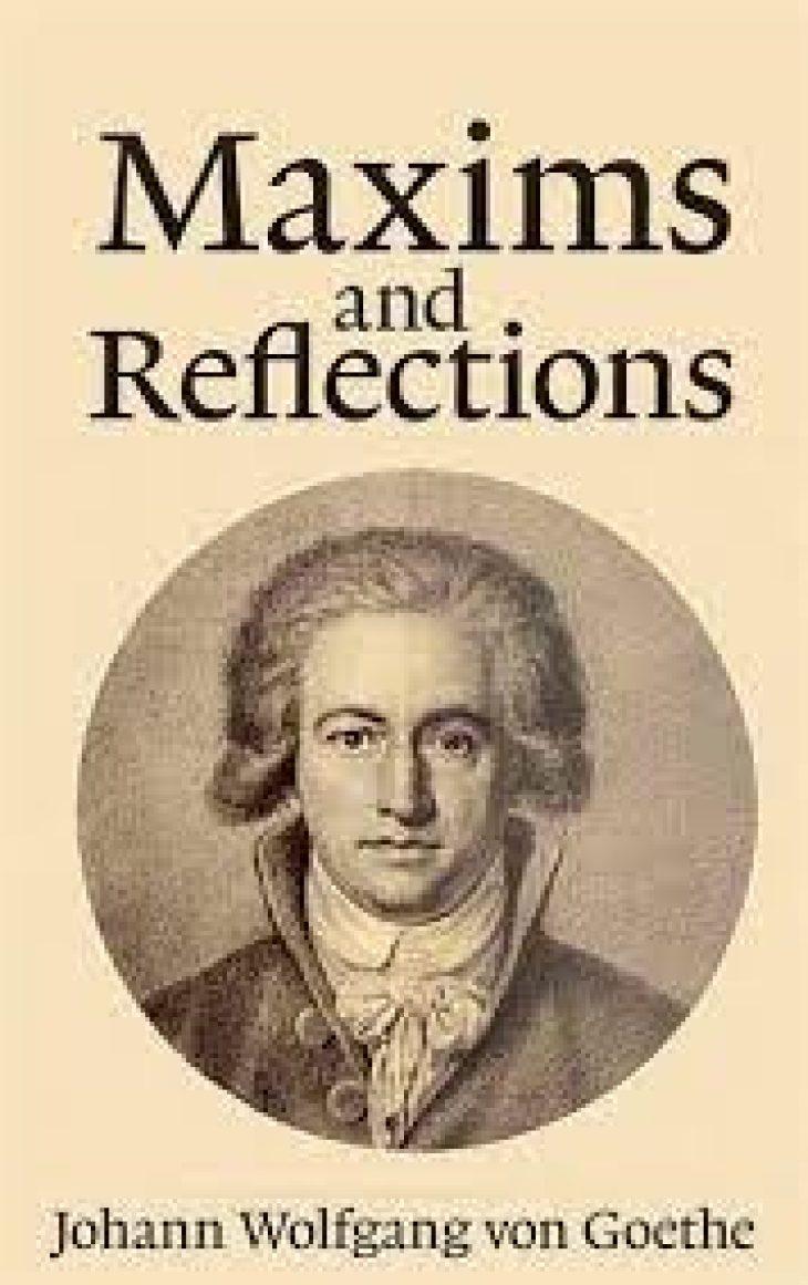 Goethe's Aphorisms