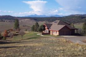 Alpine Lake House