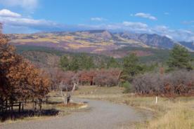 Pagosa Mountain Range
