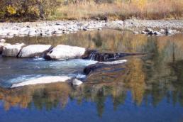 pagosa springs river rocks