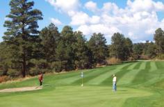 Pagosa Lakes golf course