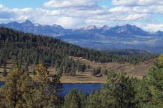 Upper hwy 84 pagosa lake