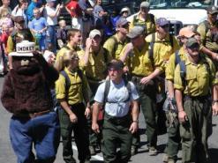 pagosa springs parade scouts