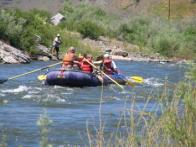 Pagosa springs rafting