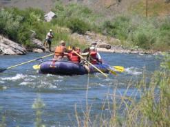 Pagosa springs rafting