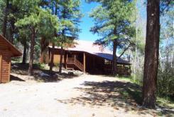 Blue Mountain Ranches home