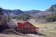 Crowley Ranch Barn