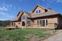 Echo canyon ranch house