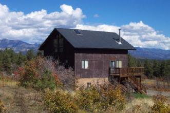 Older Home in Pagosa Hills