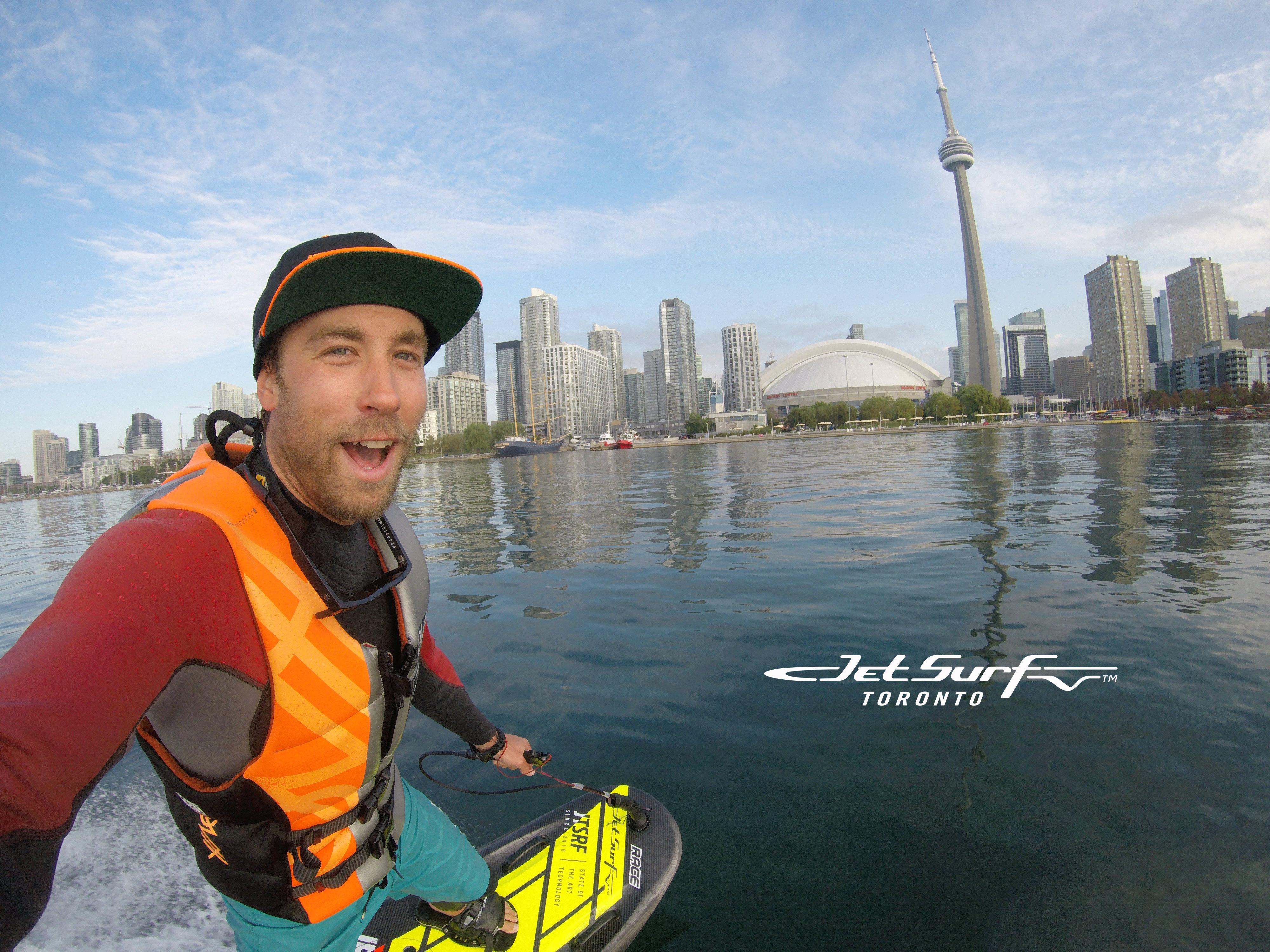 Ownr Spotlight: JetSurf Toronto
