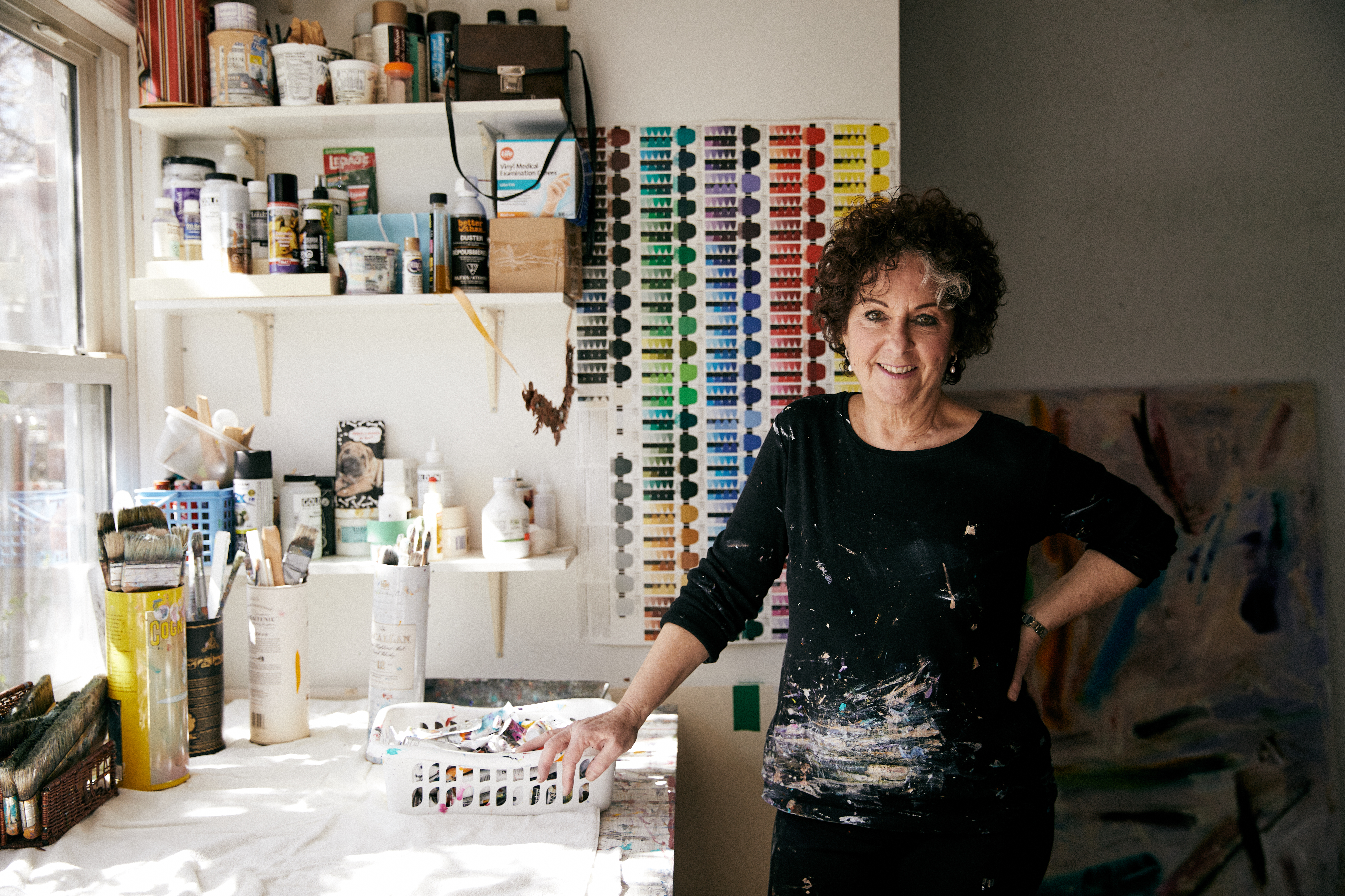 The Art of Business with Professional Artist, Judy Singer