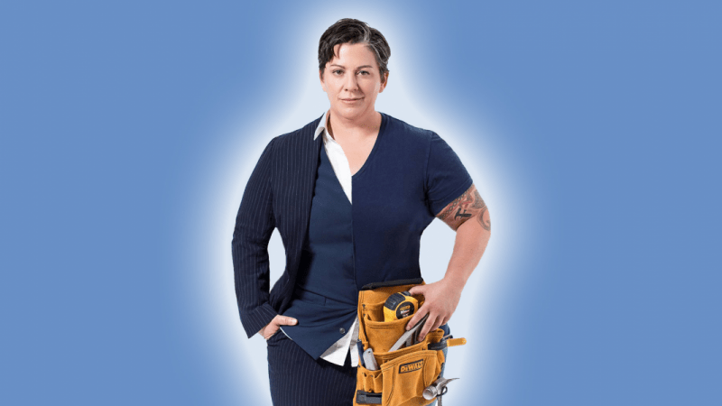 Ownr Spotlight: Why Mandy Rennehan, the Blue-Collar CEO™, wants to change the perception of skilled trades