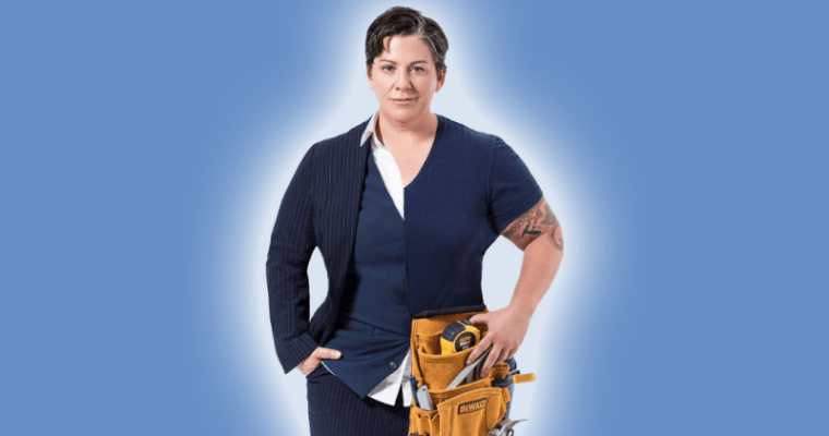 Why Mandy Rennehan, the Blue-Collar CEO™, Wants To Change the Perception of Skilled Trades