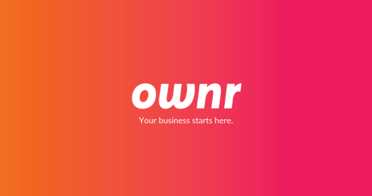 Why use Ownr to start your business?