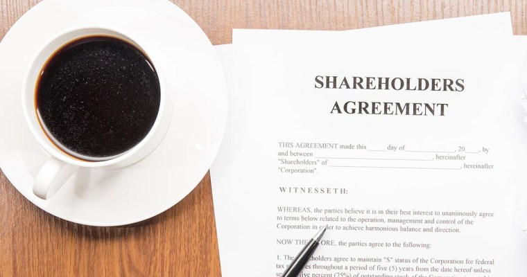 Shareholders' Agreement: Everything You Need To Know