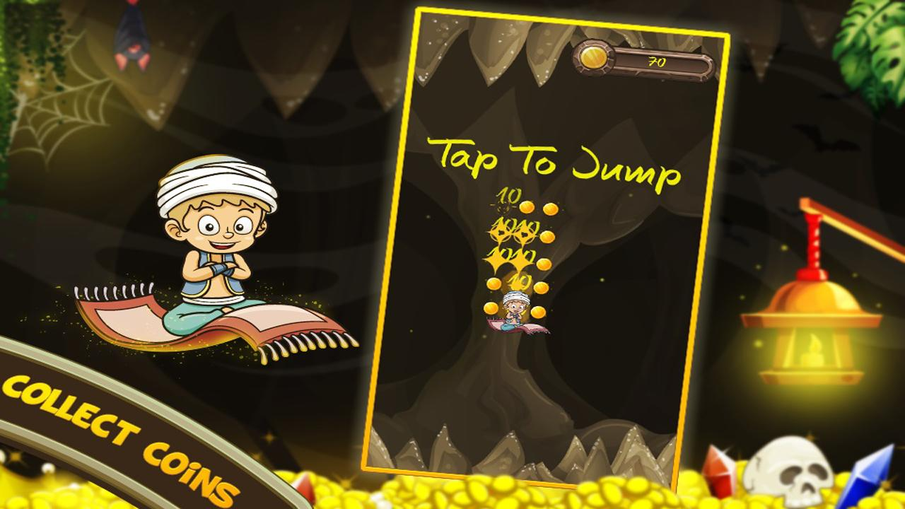 Cave Escape – One Touch Flying