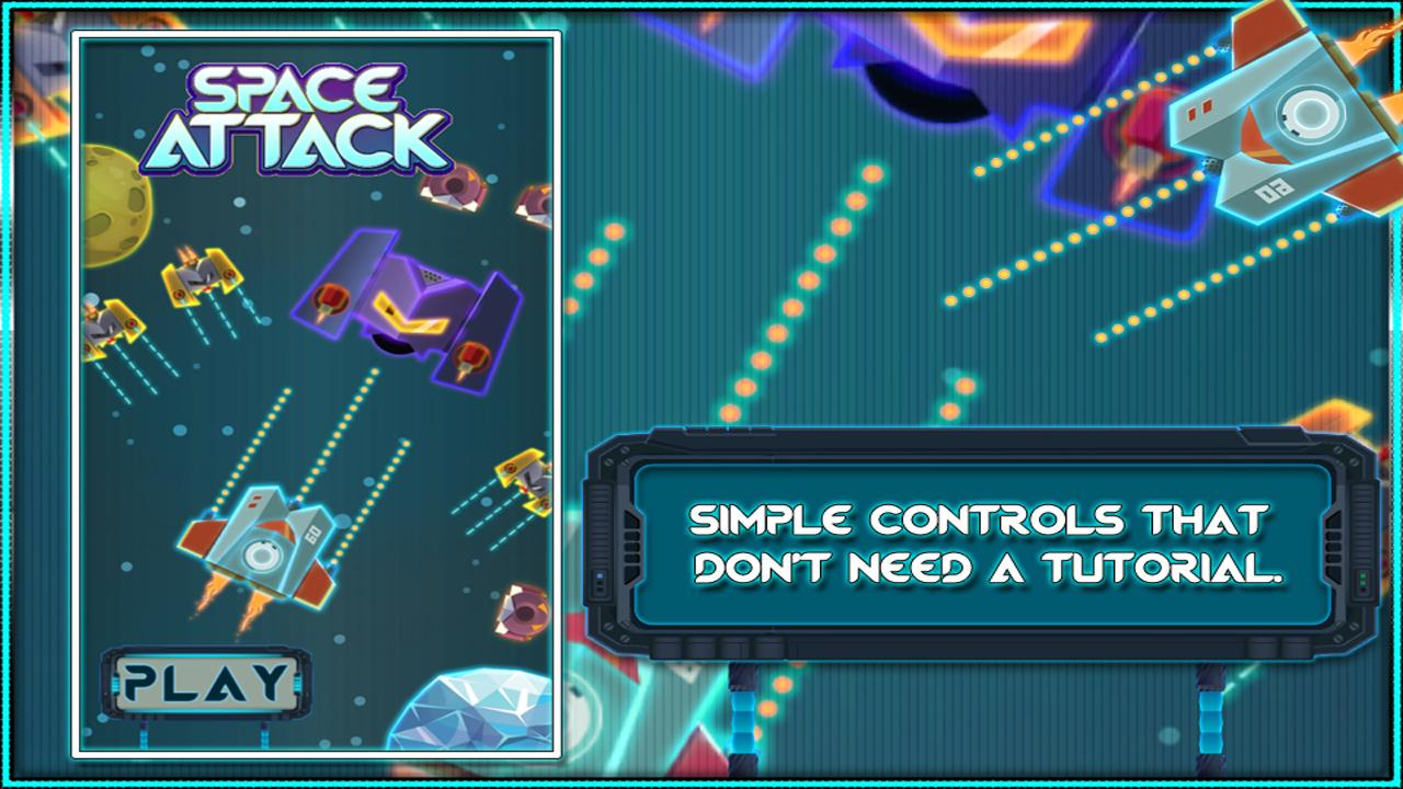 Space Attack – Survive the Enemy Attack