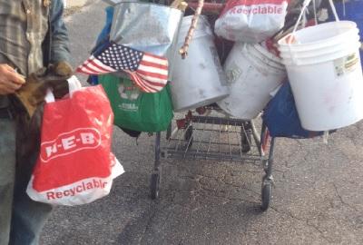 Trump cart.