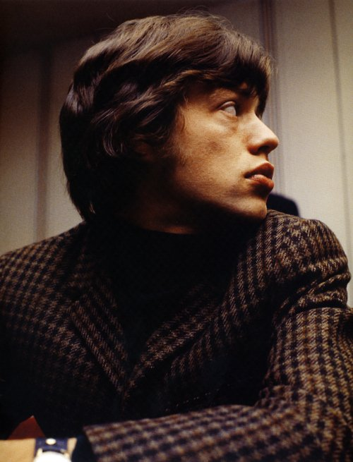 Mick Jagger On Money