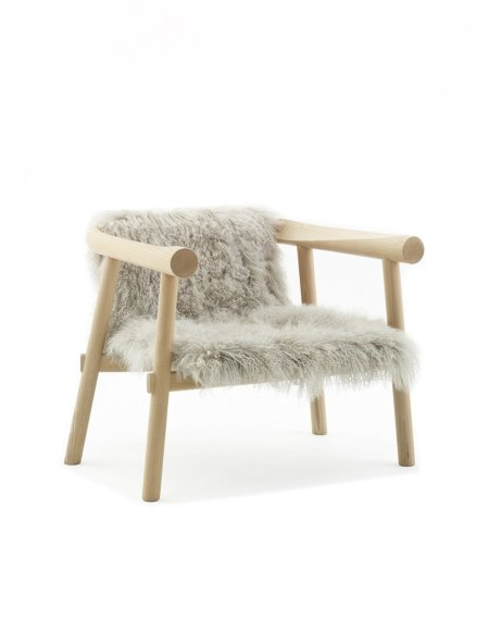 Altay armchair natural