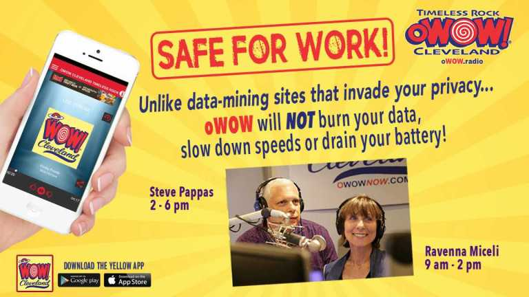 SAFE FOR WORK oWOW.RADIO
