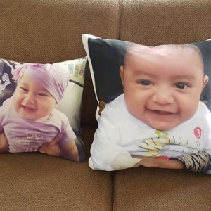 Bantal Full Print Foto