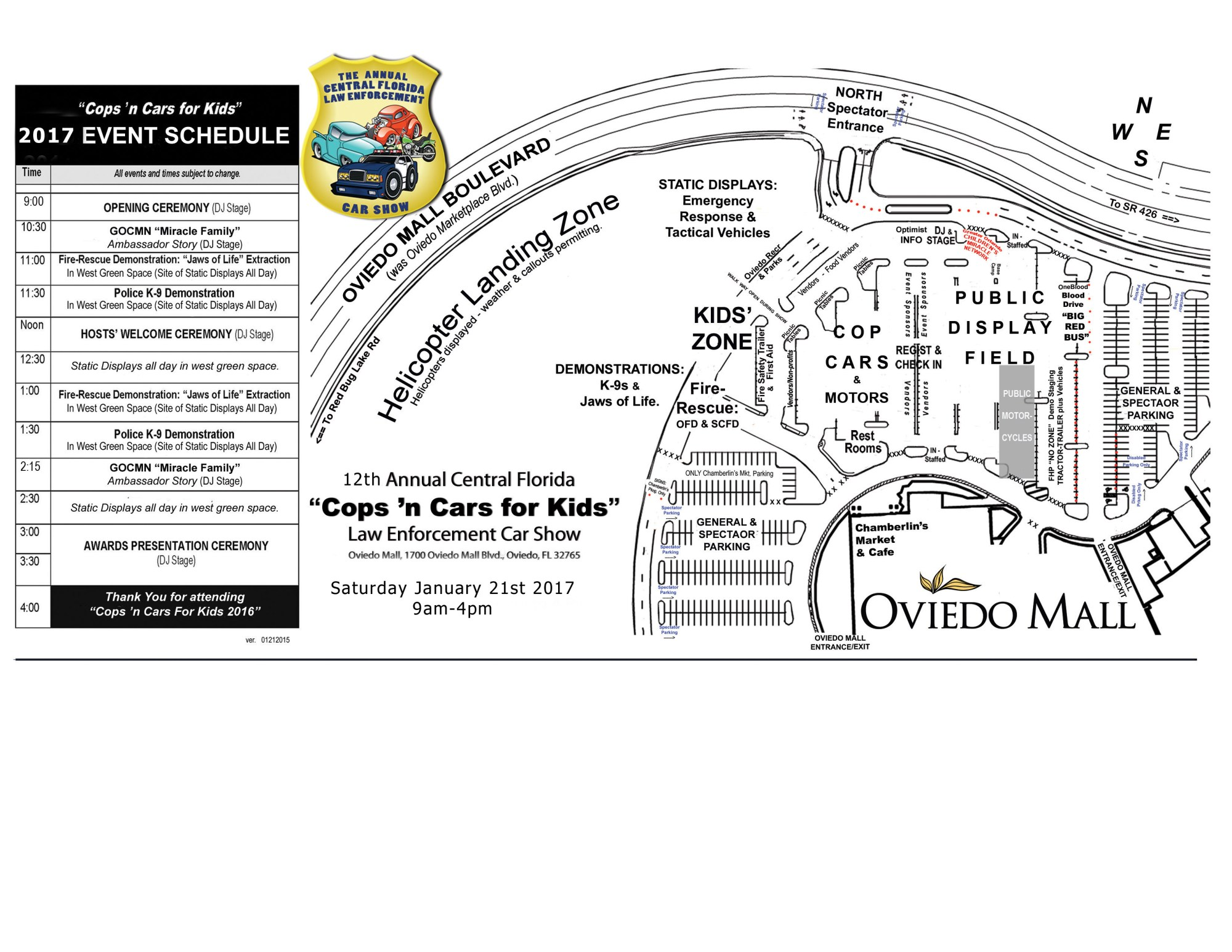 hight resolution of previous car show map