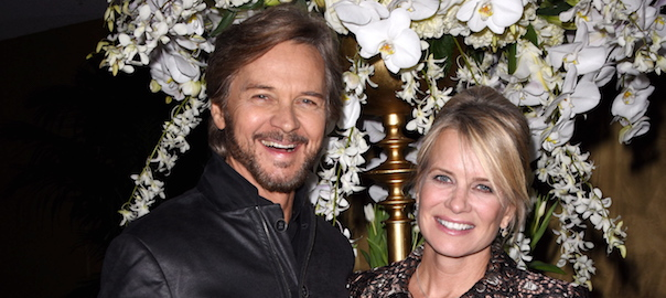 "Stephen Nichols, Mary Beth Evans DAYS OF OUR LIVES 50th Anniversary Sands Through the Hourglass ""Cruise"" Celebration at the Hollywood Palladium in Los Angeles, CA on November 7, 2015 11/7/15  © Jill Johnson/jpistudios.com 310-657-9661"