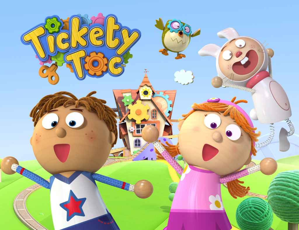 Toopy And Binoo Treehouse Games