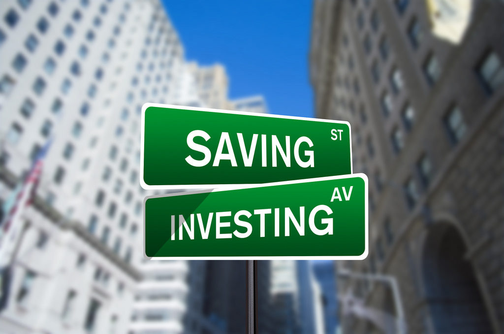 What Are The Differences Between Saving And Investing?