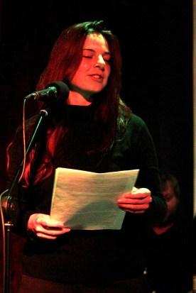 Marion Alexa Müller liest