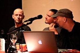 OWUL rising: Matthias Niklas, Marien Loha, Thomas Manegold