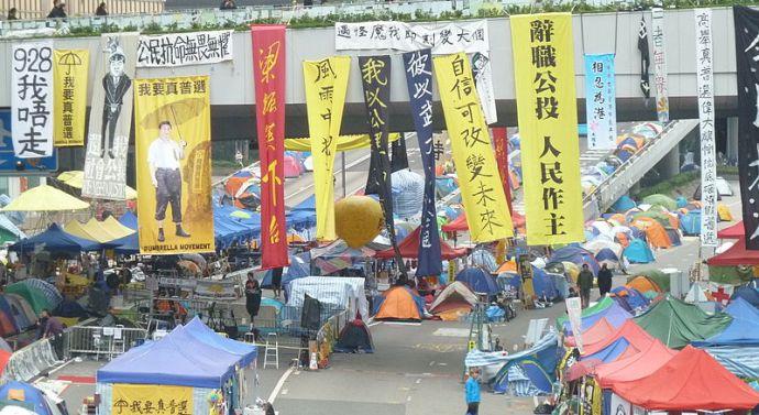 Global Grab: Hong Kong escalates, UN talks climate change