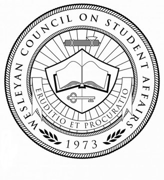 Letter from the Wesleyan Council Student Affairs president