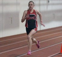 Indoor track team competes at NCAA championship