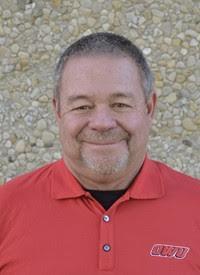 Women's lacrosse assistant coach Jim Leake.