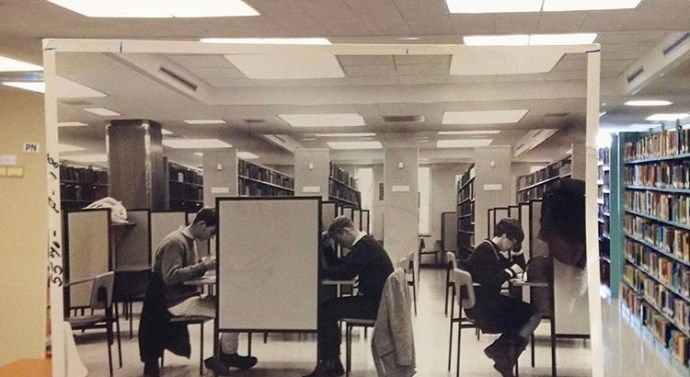 Beeghly Library celebrates 50 years