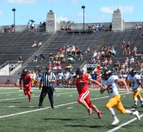 Bishops Claw Their Way to First Win