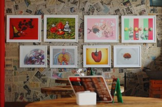 Supper Snapshots Exhibition at Mangsi Coffee Bali
