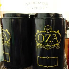 from Oza tea house