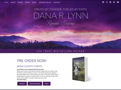 Home page for danarlynn.com