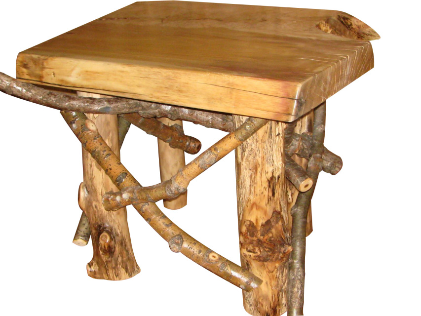 Cottonwood End Table