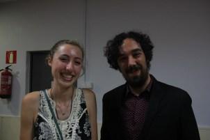 The Barcelona y la Cultura Moderna professor and class winner