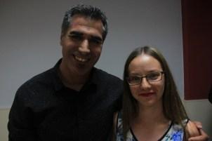 The Fotografía Urbana professor and class winner