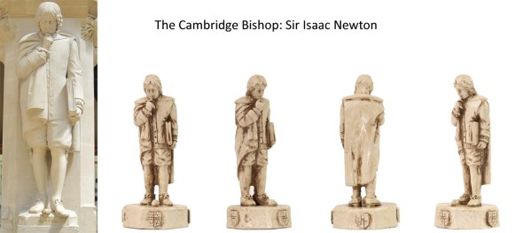 As one of the eminent scientists in history a statue of Sir Isaac Newton can be seen in the court of the Oxford Museum of Natural History.