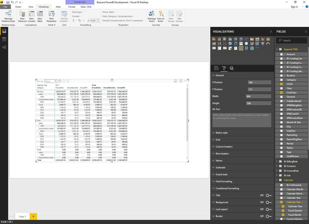 Powerbi screen shotg also solved remove total at the bottom of  matrix table microsoft rh community