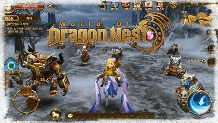 World Of Dragon Nest