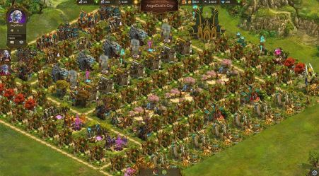 Elvenar Fantasy City Builder Game