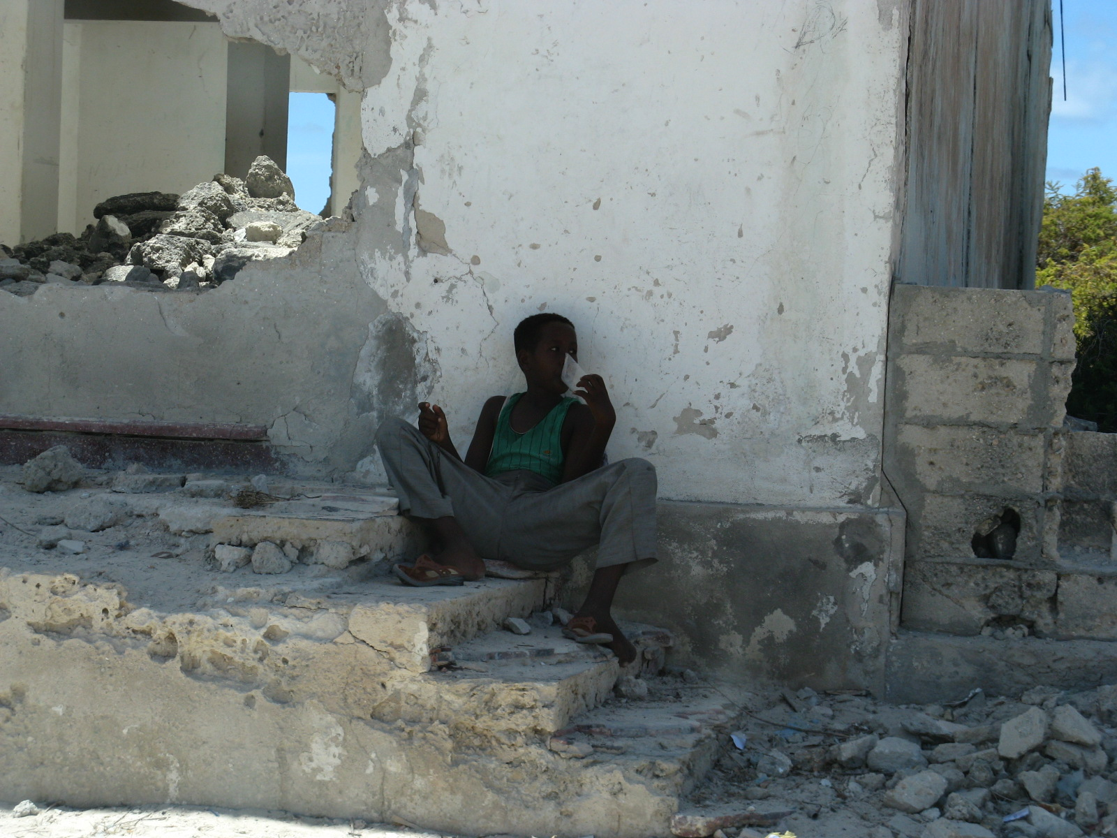 Living In The Line Of Fire In Somalia Oxfam America