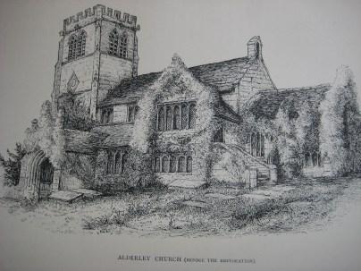Alderley Church